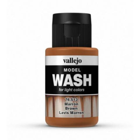 VALLEJO Model Wash Brown 35ml