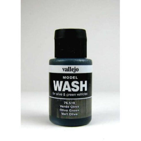 VALLEJO Model Wash Olive Green 35ml