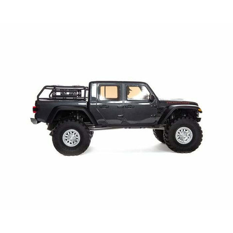 AXIAL 1/10 SCX10 III Jeep JT Gladiator RC Crawler RTR Gray