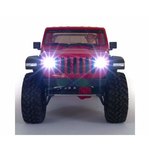 AXIAL 1/10 SCX10 III Jeep JT Gladiator RC Crawler RTR Red