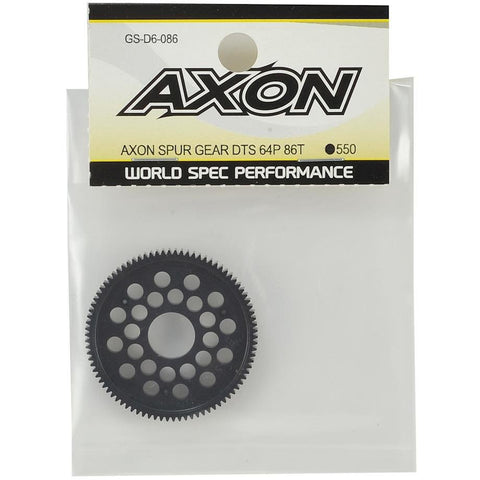 Image of AXON Spur Gear DTS 64P 86T
