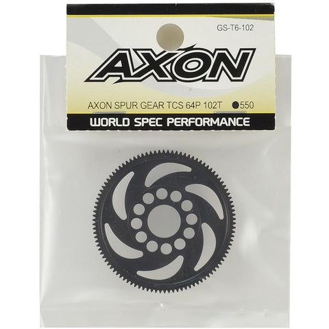 Image of AXON Spur Gear TCS 64P 102T