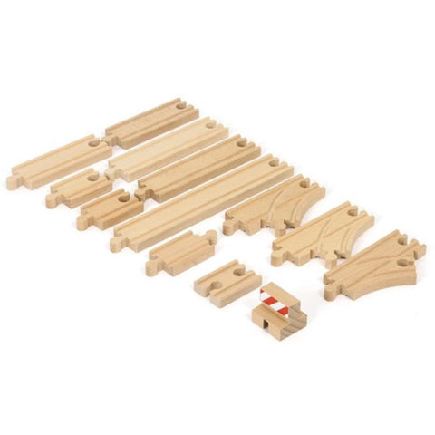 BRIO - Starter Track Pack 13 pieces