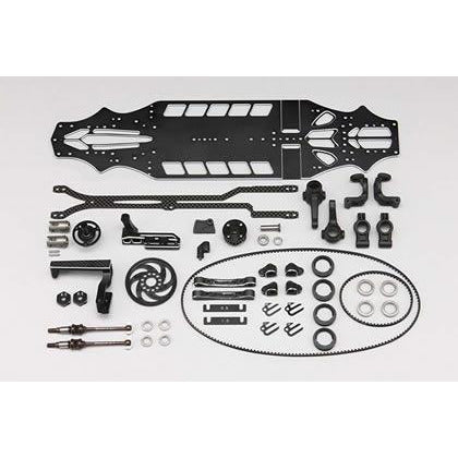 YOKOMOBD8 Conversion kit Carbon Graphite chassis spec