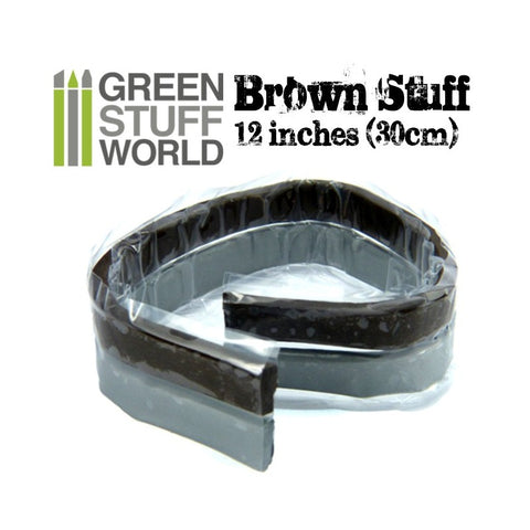 GREEN STUFF WORLD Brown Stuff Tape 12 Inches