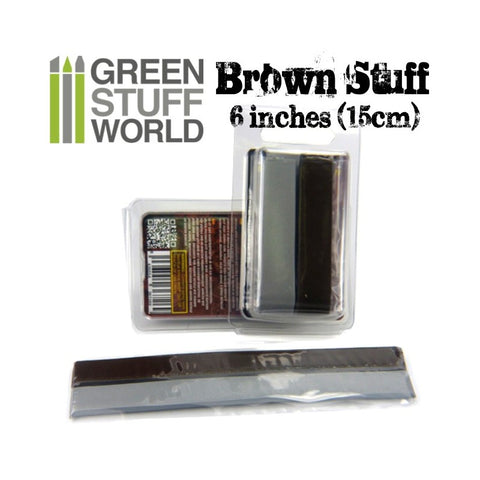 Image of GREEN STUFF WORLD Brown Stuff Tape 15cm (6 inches)