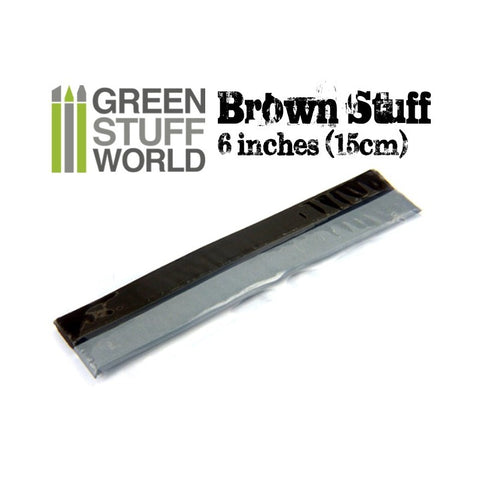 GREEN STUFF WORLD Brown Stuff Tape 15cm (6 inches)