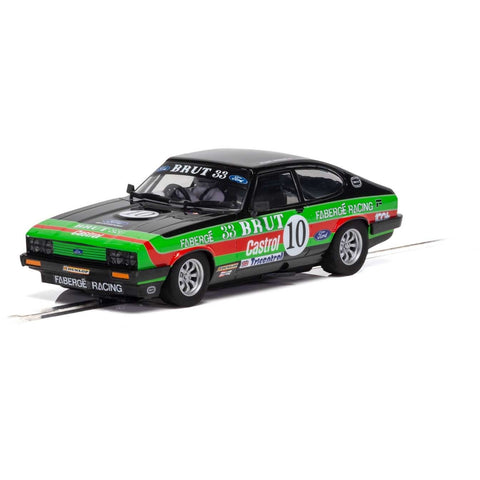 Image of SCALEXTRIC 1:32 Ford Capri MK3 - Stuart Graham