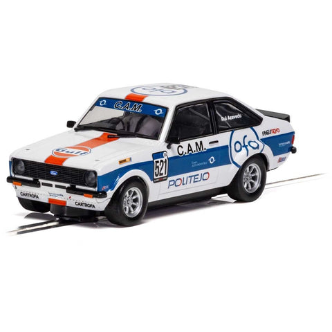 SCALEXTRIC 1:32 Ford Escort MK2 RS2000 - Gulf Edition