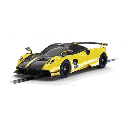 SCALEXTRIC Pagani Huayra Roadster BC - Yellow