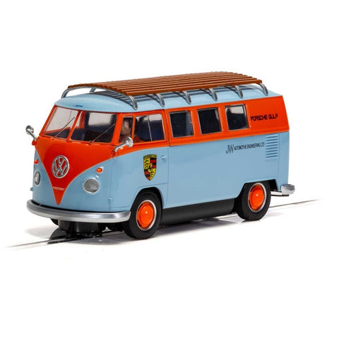 SCALEXTRIC VW T1B Microbus - ROFGO Gulf Collection - JW Auto