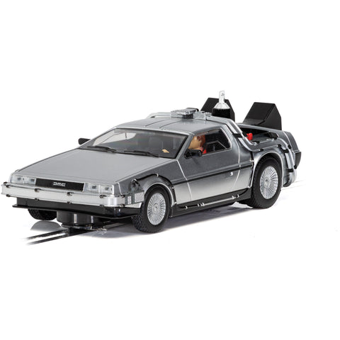 SCALEXTRIC DeLorean - 'Back to the Future 2' Time Machine