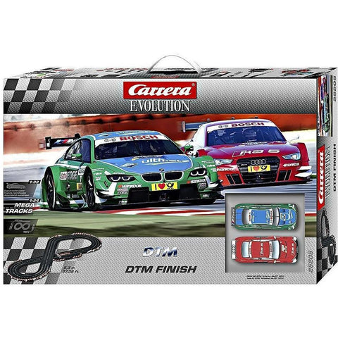 CARRERA Evo - DTM Finish Set - Audi A5 & BMW M3