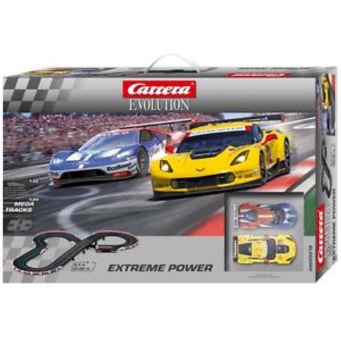 CARRERA EVO - Extreme Power Set (CA-25218)