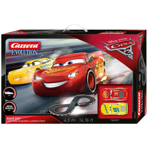 CARRERA EVO - Disney Pixar Cars 3 - Take Off