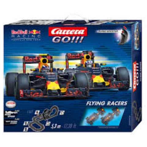 CARRERA GO!!! Flying Racers Red Bull (CA-52426)