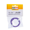 BRAWA Flexible Decoder Wire, 0.05 mm², Violet