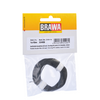 BRAWA Flexible Decoder Wire, 0.05 mm², Black
