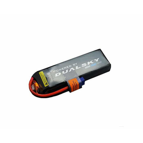 Image of DUALSKY 1800mAh 6S HED LiPo Battery, 50C