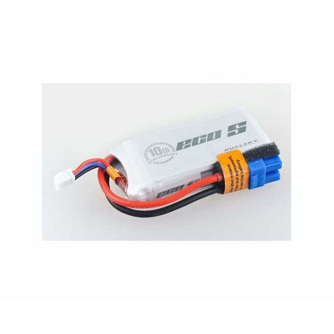 DUALSKY ECO-S LiPo Battery, 1300mAh 2S 25c