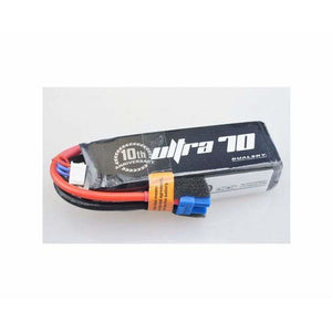 DUALSKY ULTRA 70 LiPo Battery, 2250MAH 4S 70C