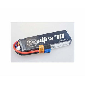 DUALSKY Ultra 70 LiPo Battery, 3300MAH 4S 70C