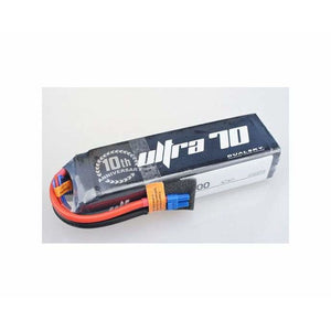 DUALSKY Ultra 70 LiPo Battery, 4400mAh 6S