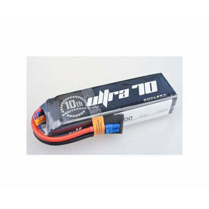 DUALSKY ULTRA 70 LiPo Battery, 5000mAh 3S 70C