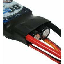 Image of DUALSKY 80A, 2-6S Brushless ESC