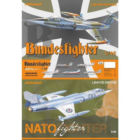 EDUARD Limited edition for 1/48 Bundesfighter / NATOfighter
