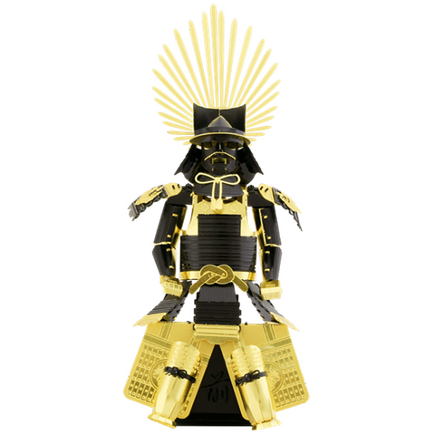 Metal Earth - Japanese (Toyotomi) Armour