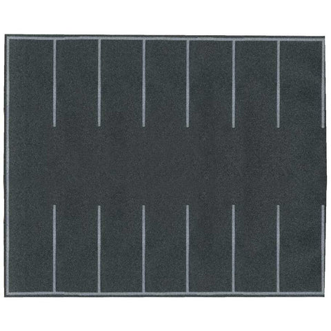 WALTHERS SCENEMASTER HO scale 20x16cm Flexible Self-Adhesive Paved Parking Lot (949-1260)