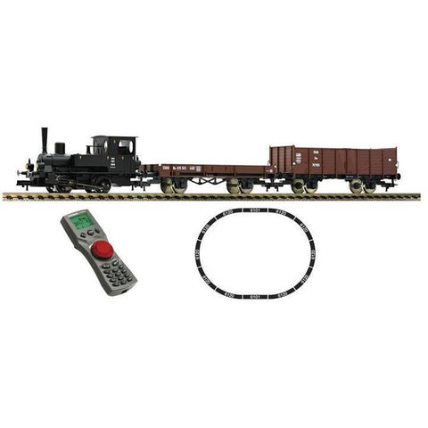 FLEISCHMANN HO Digital - Tank Locomotive Class 788 & Freigh