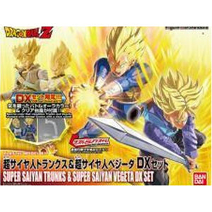 BANDAI Figure-rise Standard Trunks & Vegeta Set