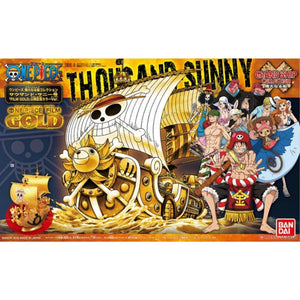 BANDAI One Piece Grand Ship Collection Thousand Sunny Memor