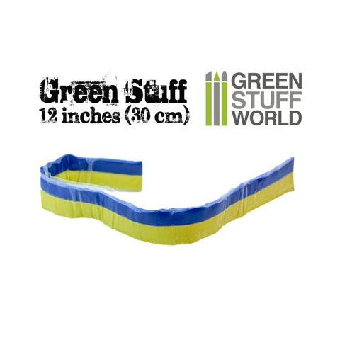 Image of GREEN STUFF WORLD Green Stuff Tape 12 inches (30cm)