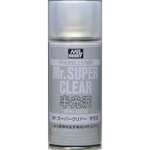 GUNZE Mr Super Clear Semi Gloss