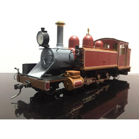 Image of HASKELL NA Class Puffing Billy Locomotive - Canadian Red (H