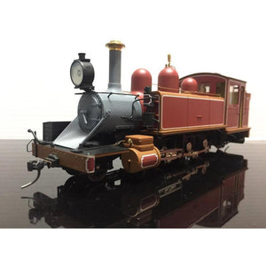 HASKELL NA Class Puffing Billy Locomotive - Canadian Red (H