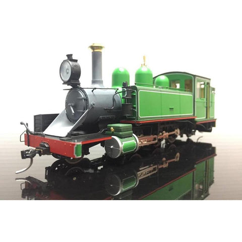 HASKELL NA Class Puffing Billy Locomotive - Green (HK-NAGR)