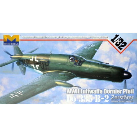 Image of HONG KONG MODELS 1/32 Do335 B-2 (HKM-01E07)
