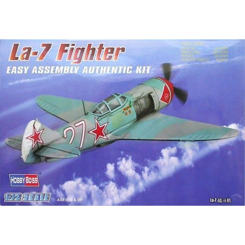 HOBBY BOSS 1/72 La-7 Fighter