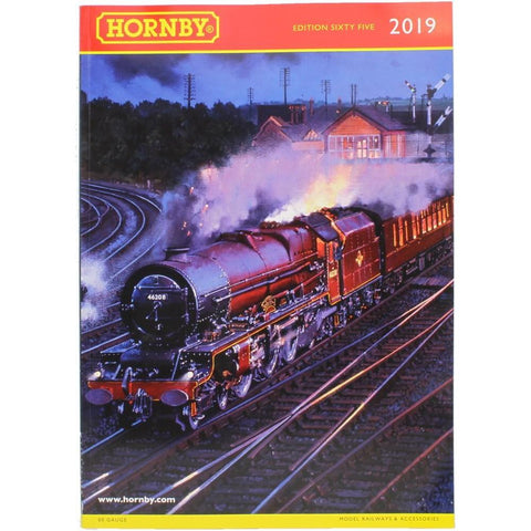 HORNBY EDITION 65 | 2019 CATALOGUE (69-R8157)