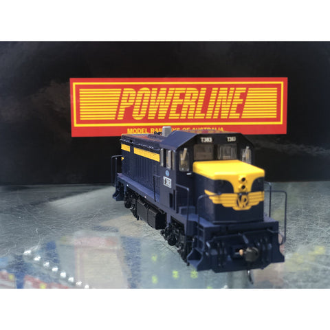Powerline T Class Series 3, Low Nose (T4) -V/Line T383