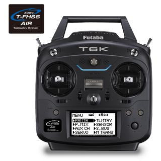 FUTABA T6K 8 ch T-FHSS inc R3006SB Mode 2 inc battery