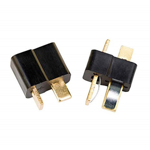 JPRC Deans Connector (Black) (pair)(JPRC7001)