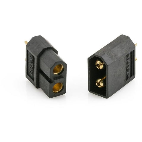 JPRC XT60 Connector (Black) (pair)(JPRC7006)