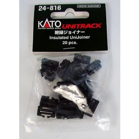 KATO Unitrack Joiners Insulated 20Pk