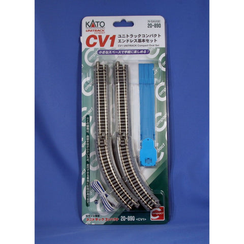 KATO N CV1 Basic Compact Oval Set