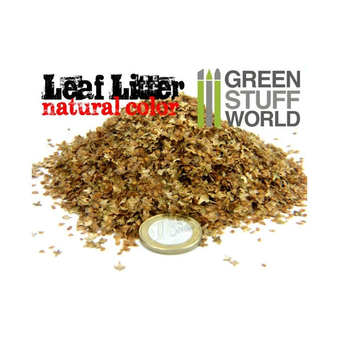 GREEN STUFF WORLD Leaf Litter - Natural Leaves